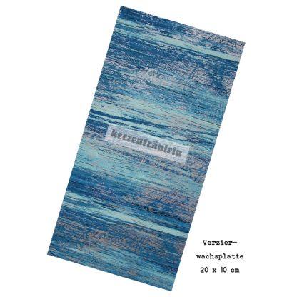 """Verzierwachsplatte """"Magnificent Ocean"""""""
