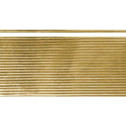 """Verzierwachsstreifen """"Flachstreifen 2 mm gold"""""""
