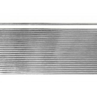 """Verzierwachsstreifen """"Flachstreifen 2 mm silber"""""""