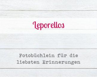 Leporellos