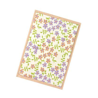 "Grußkarte ""Frühling"" mit Kuvert"
